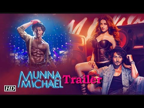 Munna Michael Movie Official Trailer 2017 - Munna Michael 2017 Movie