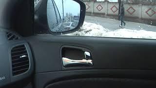 Парковка елочкой