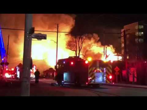 Streetsville Fire