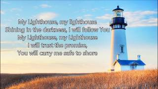 My Lighthouse - Rend Collective lyric video