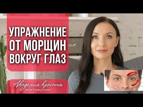 Как убрать морщины под глазами, вокруг глаз: Гимнастика для глаз против морщин. Фейсбилдинг