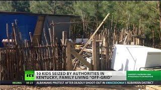 'Free Range' Kentucky children placed in foster homes by CPS