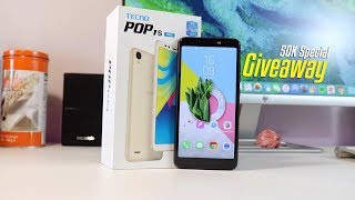 Tecno Pop 1S Pro Review | GIVEAWAY Vol. 1.1