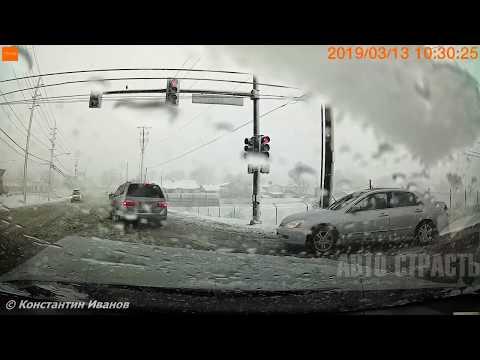ДТП видеорегистратор | Подборка аварий 2020 #1