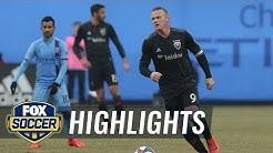 New York City FC vs. D.C. United   2019 MLS Highlights