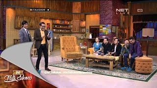 Ini Talk Show 28 Nov - Ganteng Part 2/4 - Arifin Putra, Andika Pratama, Ari Wibowo, Reuben Alishama