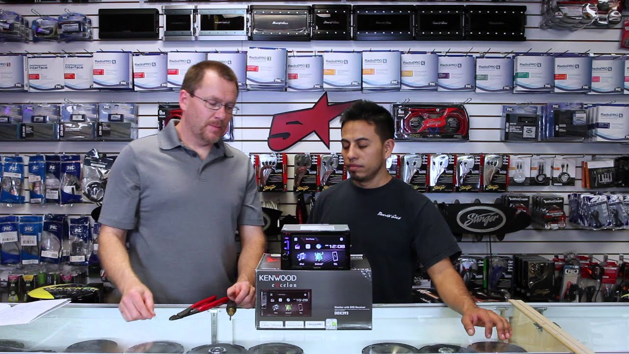 hight resolution of how to get around the lt green brake wire on your kenwood video headhunt