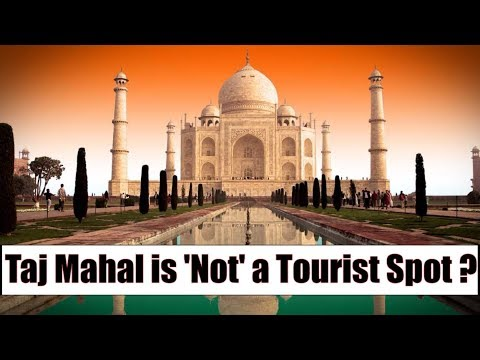 Taj Mahal: The Monument of Love Dropped from UP Govt's Tourism Booklet  Viewpoint  CNN18