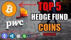 HEDGE FUNDS BUYING BITCOIN, ETHEREUM, XRP, & 3 OTHER CRYPTOCURRENCIES EN MASS! (PWC 2020 REPORT)
