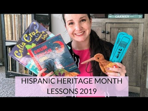 HISPANIC HERITAGE MONTH MUSIC LESSONS | Sol & Mi, Sixteenth Notes, And Treble Clef