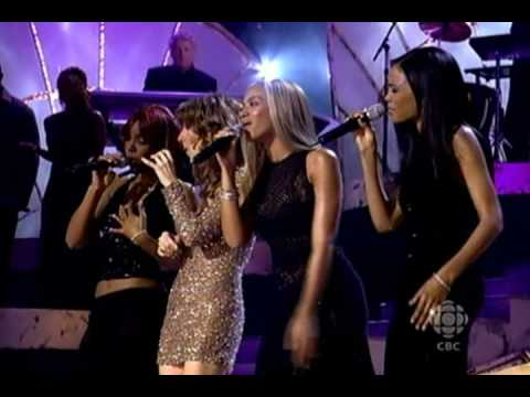 Celine Dion & Destiny's Child Emotion Live @ Kodak Theatre 2002