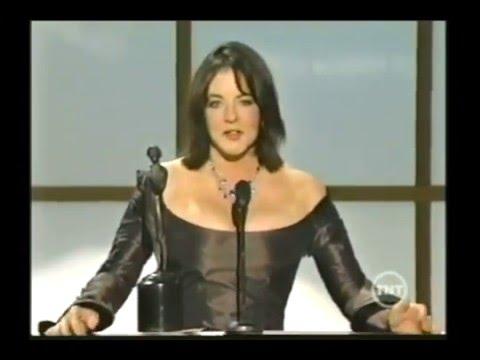 SAG Awards 2003  Stockard Channing wins for The Matthew Shepherd Story