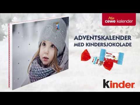 Kinder Weihnachtskalender.Kinder Adventskalender Fra Cewe
