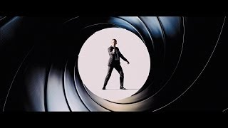 Skyfall - Ending/James Bond theme (1080p)