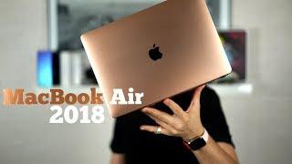 Что по-старому в новом Macbook Air 2018