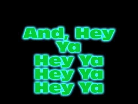 Obadiah Parker-Hey Ya ...