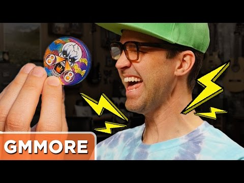 Playing Pain Pogs Game