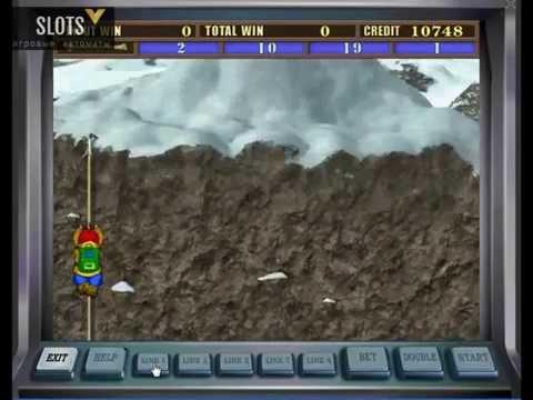 Призовая игра в автомате Rock Climber (Скалолаз)