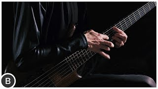 """""""MYSTERIOUS"""" BASS TAPPING"""