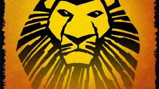 The Lion King Can You Feel The Love Tonight With Lyrics Broadway