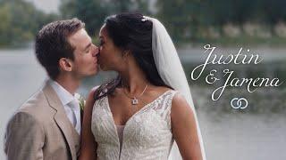 Bruiloft Justin & Jamena