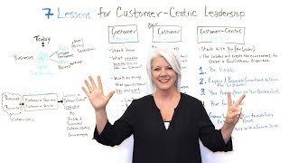 7 Lessons for Customer Centric Leadership - Project Management Training
