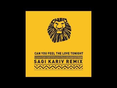 Can You Feel The Love Tonight (Sagi Kariv Remix)