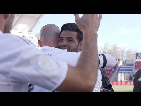 How LAFC Players Really Feel About Carlos Vela