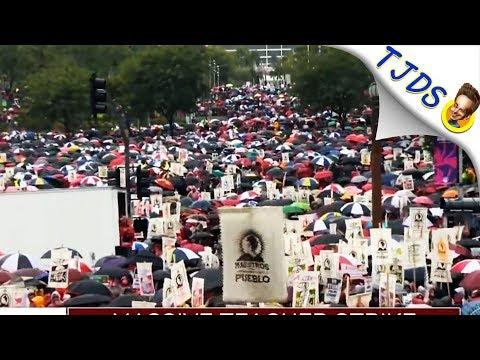 LA Teachers Strike Happening for Right Reasons