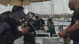 Aquatica Marina - Nel Club i primi ciak del film