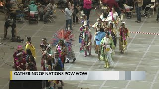 Organizers prepare to kick off Gathering of Nations on Friday