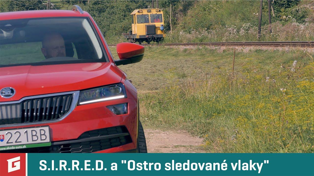 GLOG #55 - Škoda Karoq + S.I.R.R.E.D - TEST - GARÁŽ.TV - YouTube