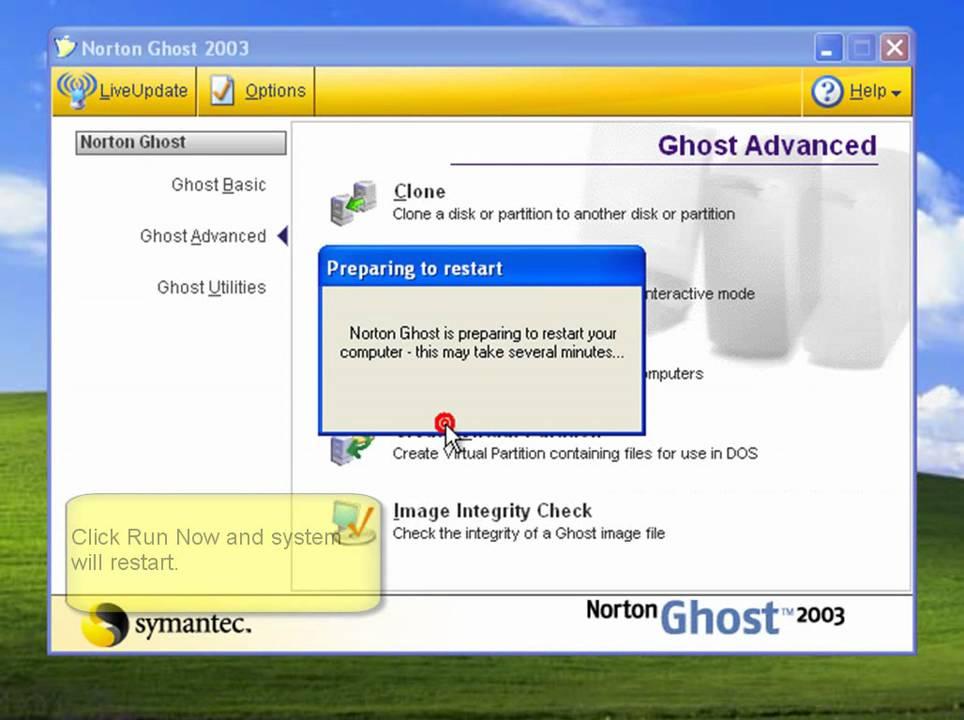 clone mac hard drive with norton ghost