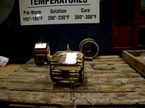 Trickle and circuit testing youtube for Dreisilker electric motors inc