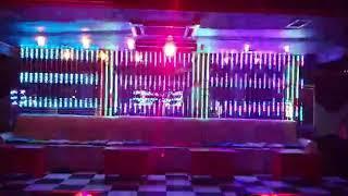 Rio night club sahne efekt pixel led uygulama Kıbrıs Mehmet Teke