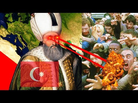 The Ottomans Save Europe From Zombies Starcraft 2 Eras Zombie Invasion