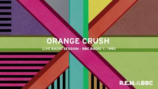 R.E.M. - Orange Crush (Live from Mark and Lard on BBC Radio 1, 2003)
