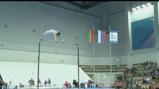 Давид Белявский Перекладина Финал - Чемпионат России 2017