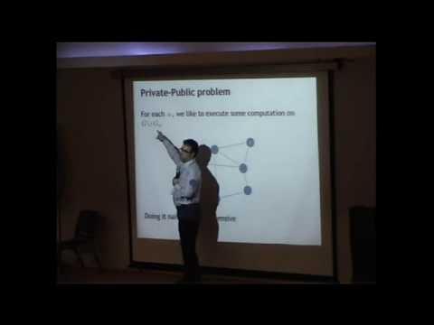 Large-scale Graph Mining - چالشهای الگوریتمی در استخراج اطلاعات گرافهای بزرگ