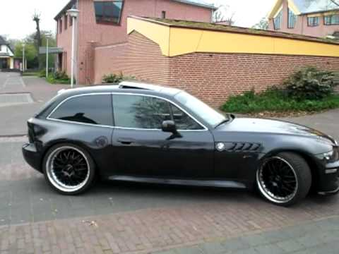 Bmw Z3 2 8 Coupe Youtube