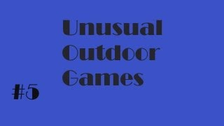 Unusual Outdoor Games(Special)- Ep.5(Ghost in the Graveyard) feat. Denominator212