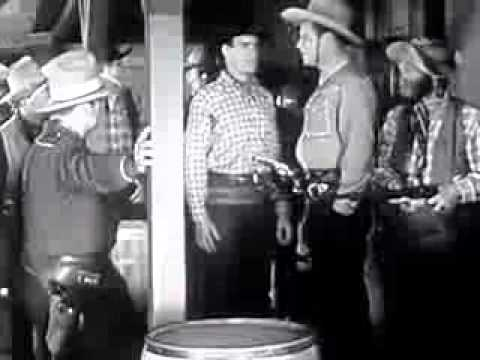 Oath of Vengeance • Buster Crabbe • Fuzzy • Old Classics Western  Full Length Movies !