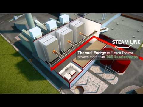 Detroit Renewable Power - Animation