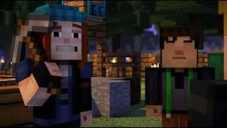 (Netflix) Minecraft: Story Mode 'Türkçe Dublaj' Bölüm 1 # Part1