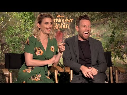 CHRISTOPHER ROBIN Interviews: Ewan McGregor, Hayley Atwell, Marc Forster Mp3