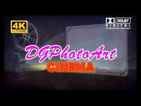 DGPhotoArt Cinema Intro 2018 (4K ULTRA HD)