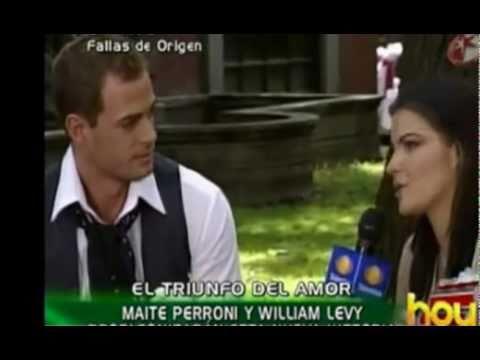 maite perroni and william dating