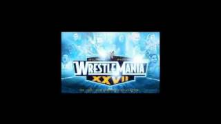 "WWE Wrestlemania 27 Theme Song ""Written in the Stars"" by Tinie Tempah Ft. Eric Turner"