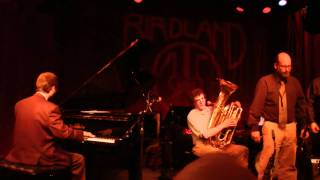 """SWING THAT MUSIC"": LOUIS ARMSTRONG CENTENNIAL BAND at BIRDLAND (Dec. 1, 2010)"