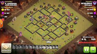 Clash of Clans ⭐️⭐️⭐️ Wikinger - 18CN60MUE